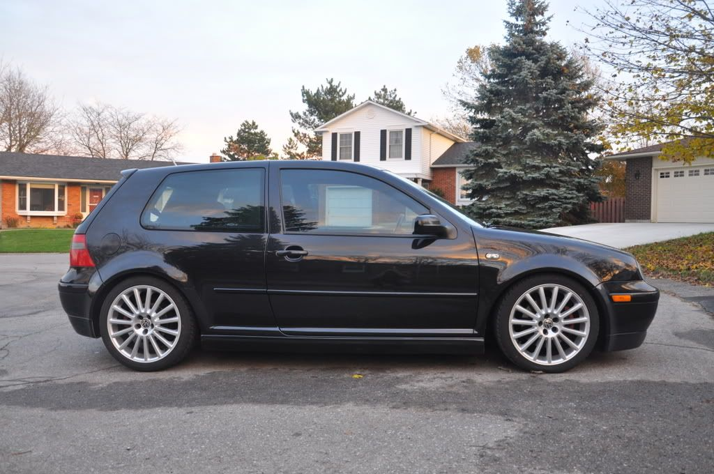 Vwvortex Com Fs 2003 Vw Gti 20th Anniversary Black 212000km Volkswagen Gti Gti Vw Golf Mk4