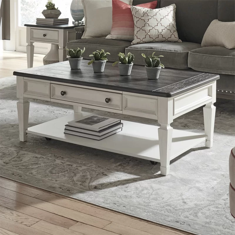 bosley coffee table in 2020 painted coffee tables on modern farmhouse patio furniture coffee tables id=74288