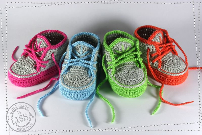 Baby Turnschuhe Sneaker Von Lissa Auf Dawandacom Babyschuhe