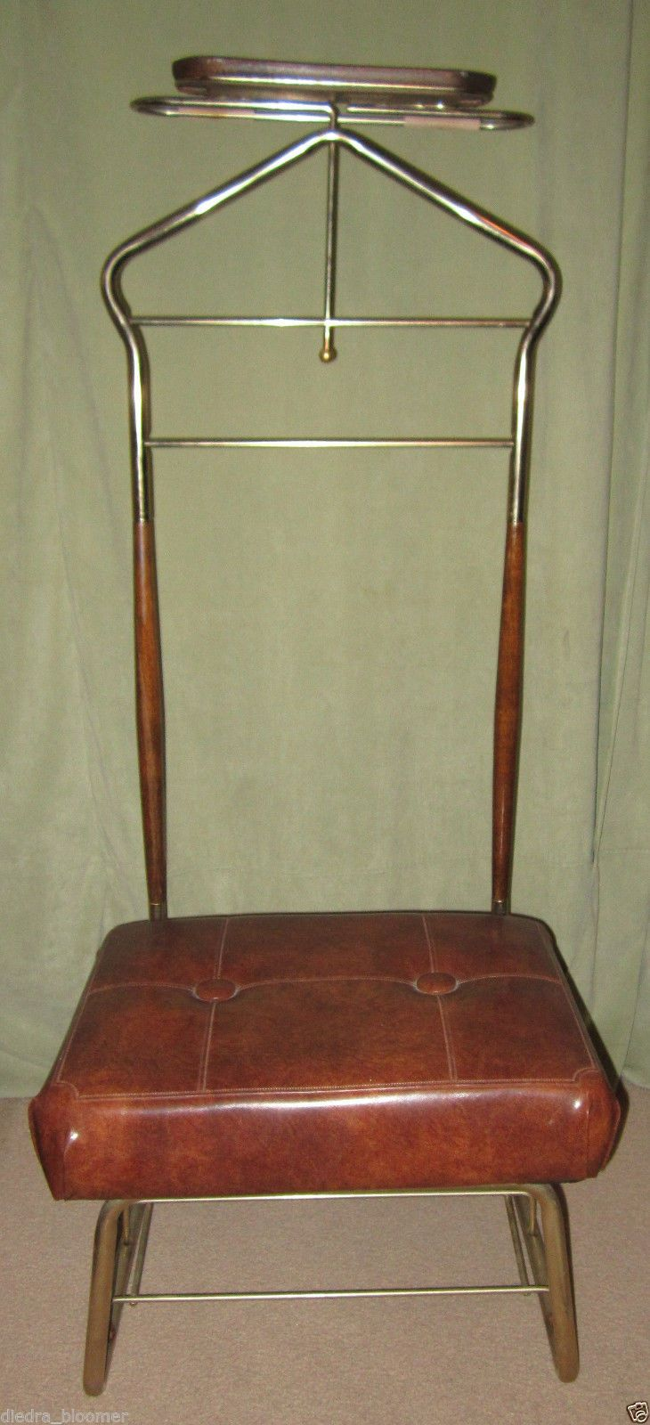 Looking For A Valet Chair Vtg Mid Century Pearl Wick