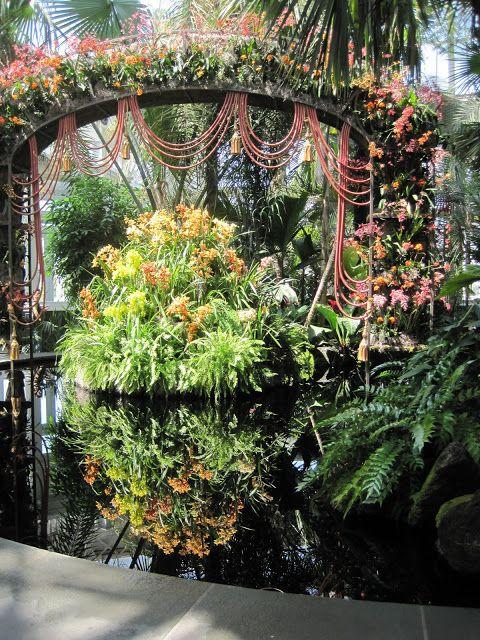 New York Botanical Gardens Botanical Gardens Beautiful Gardens Botanical Garden New York
