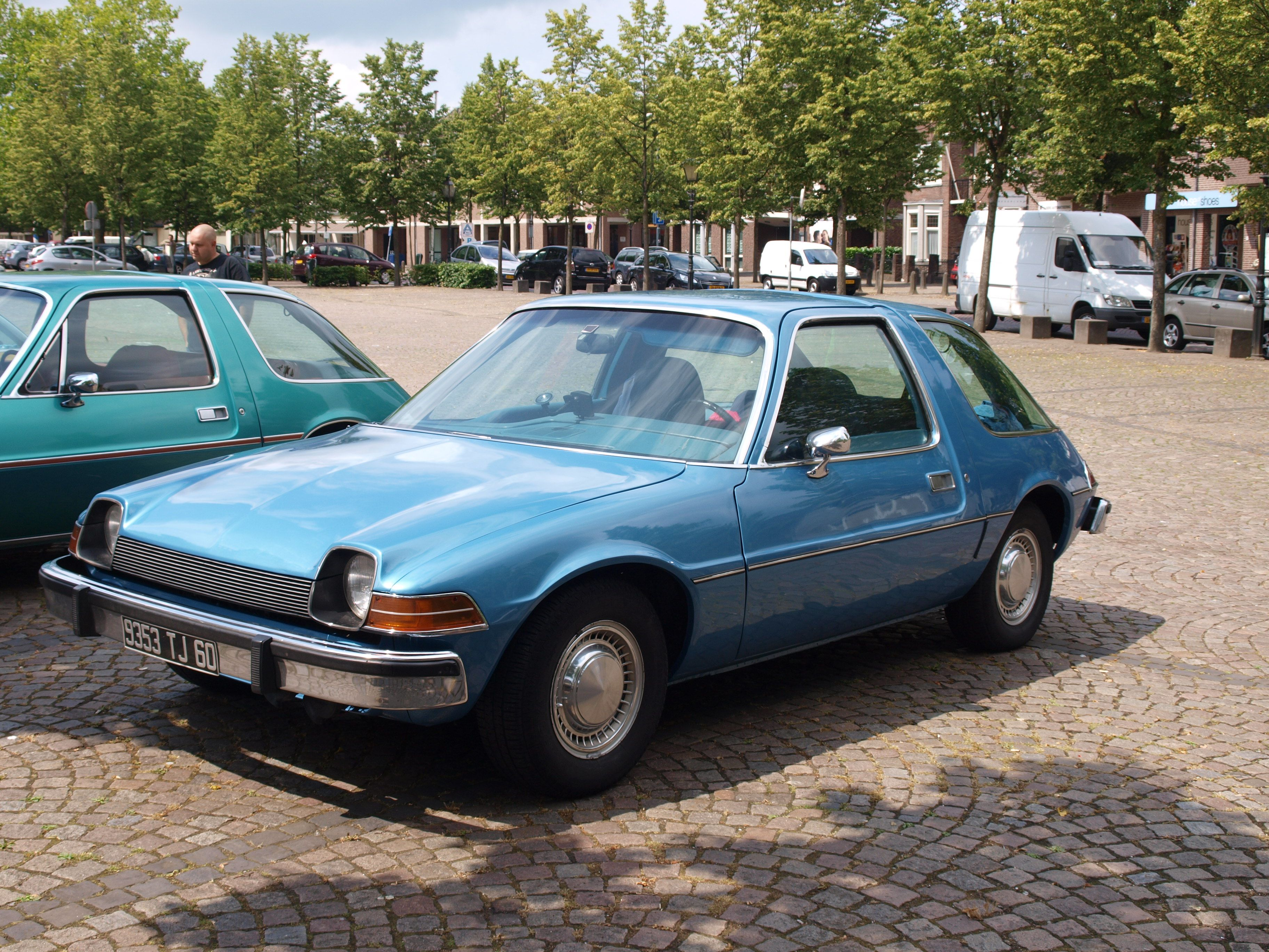 Facts about the AMC Pacer Car | Cars, Car camper and Scooters