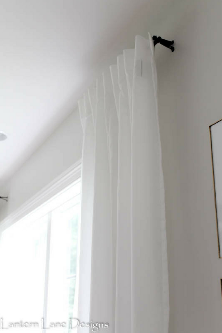 DIY affordable curtain rods   Trendy home decor, Home ...
