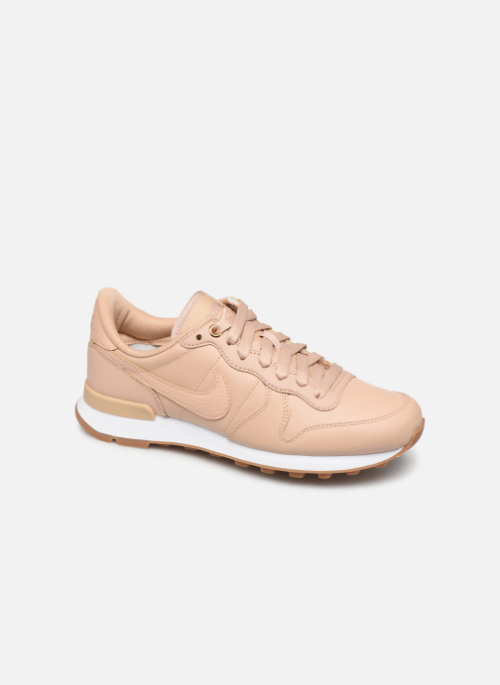 NIKE Sneaker beige W INTERNATIONALIST PRM