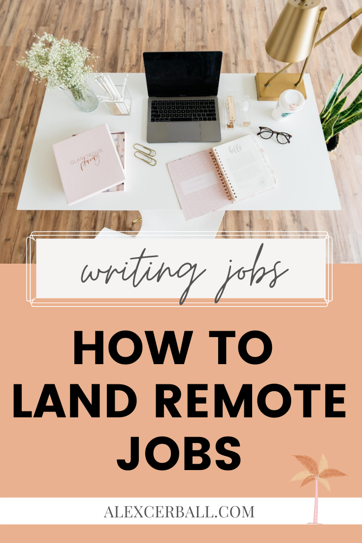 12 Tips For Landing Remote Work Jobs Remote Work Remote Jobs Career Books