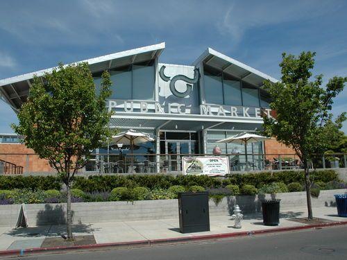 Oxbow Public Market, Napa, California, United States