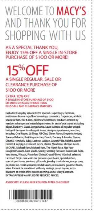 7365d57e3 REPIN Macys Printable Coupons 15 Off. CLICK the image to print out right  now.