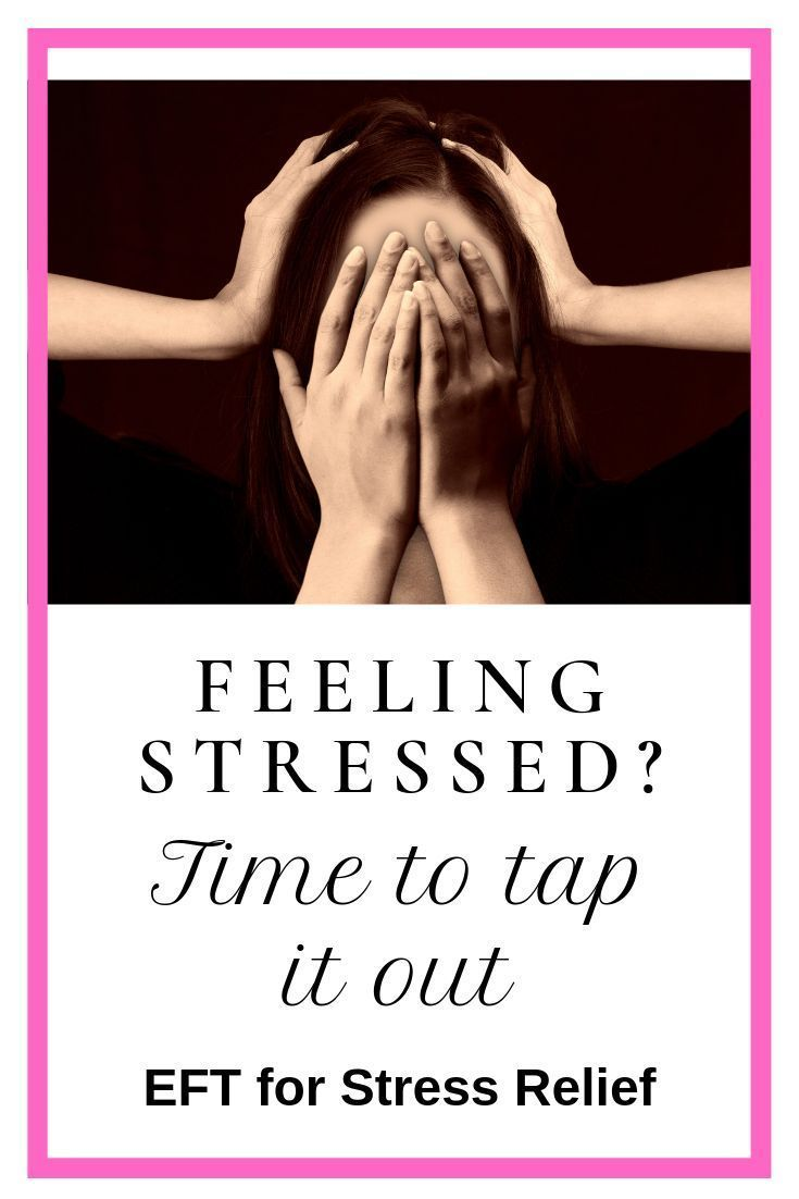 Stress Relief Quotes EFT for Stress relief