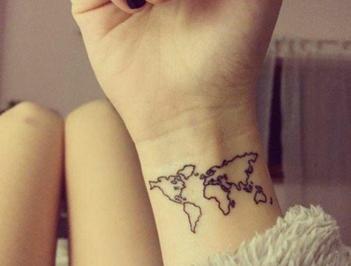 Le meilleur tatouage minimaliste trouvez votre mod le tatouage discret femme tatouages - Tatouage cheville femme discret ...