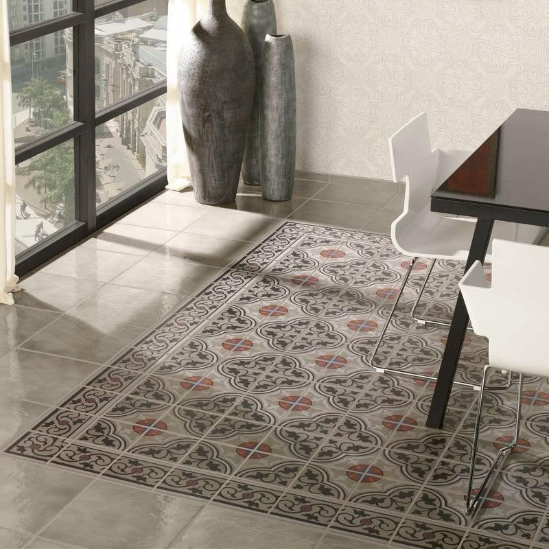 Decorative Floor Tile Inserts Decorative Floor Tile Porcelain Flooring Merola Tile