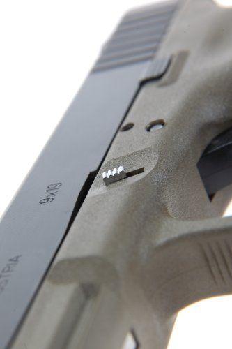 Premium Chrome Glock extended slide lock lever ESLL 17 19 20