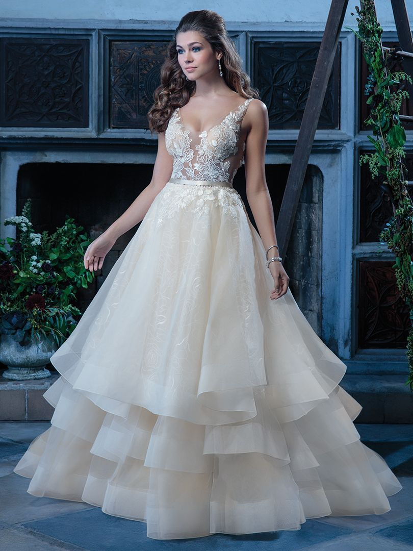 Amare Couture Style C126 Vanessa | #1 bridal gowns | Pinterest ...
