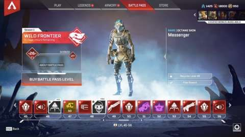 Apex Legends Season 1 Replace: Patch Notes For Octane ...