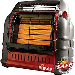 Mr Heater 174 Portable Big Buddy Good Idea For Emergency