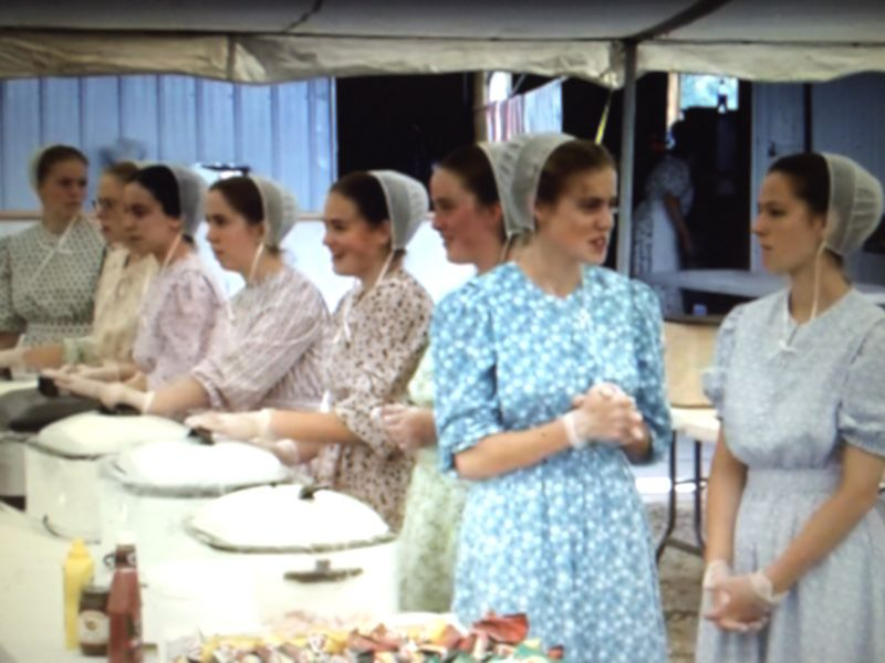 MENNONITE GIRLS Amish culture, Mennonite girl, Amish