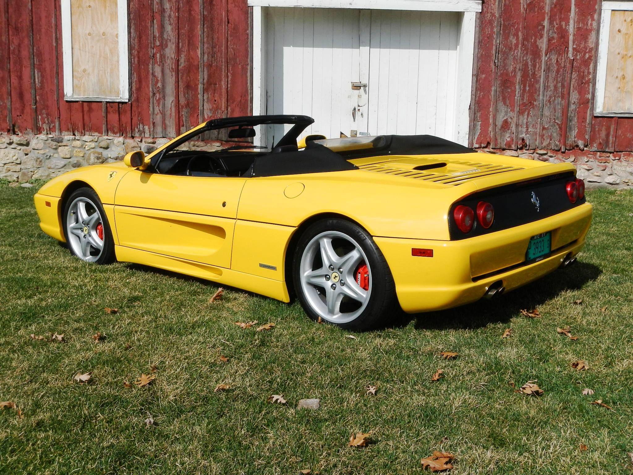 Ferrari 355 F1 Spider | Yes, please | Pinterest | Ferrari, F1 and Wheels