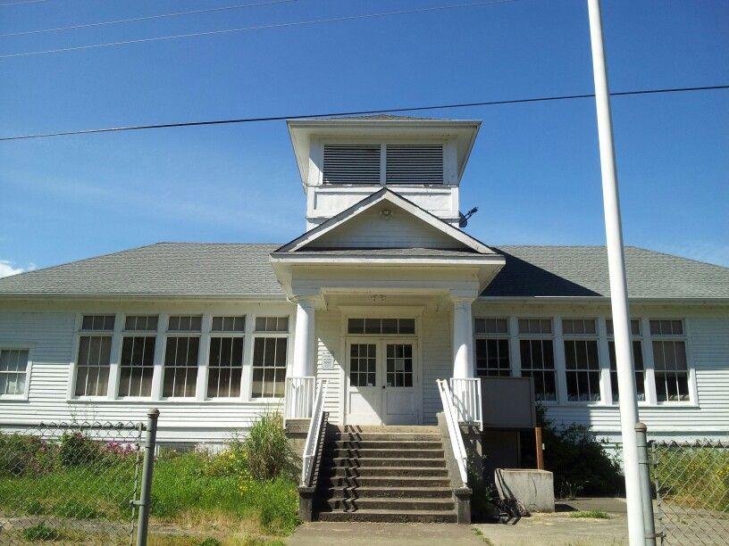 Pedee School Pedee, Oregon