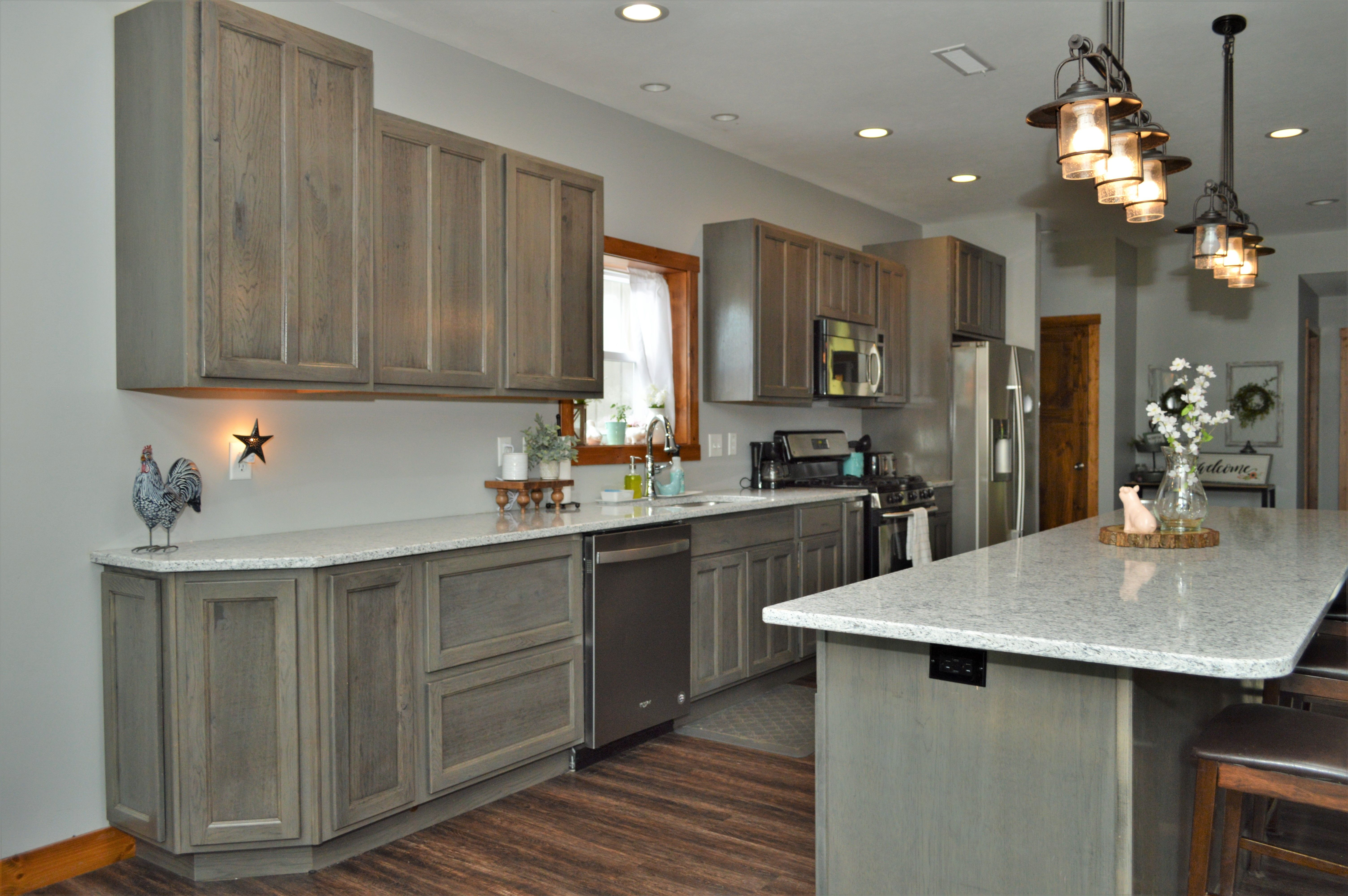 Bailey's Cabinets, Haas Signature Collection, Rustic ...