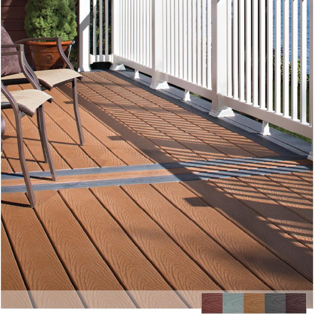 Trex Select Composite Decking Board Composite Decking Deck Outdoor Decor