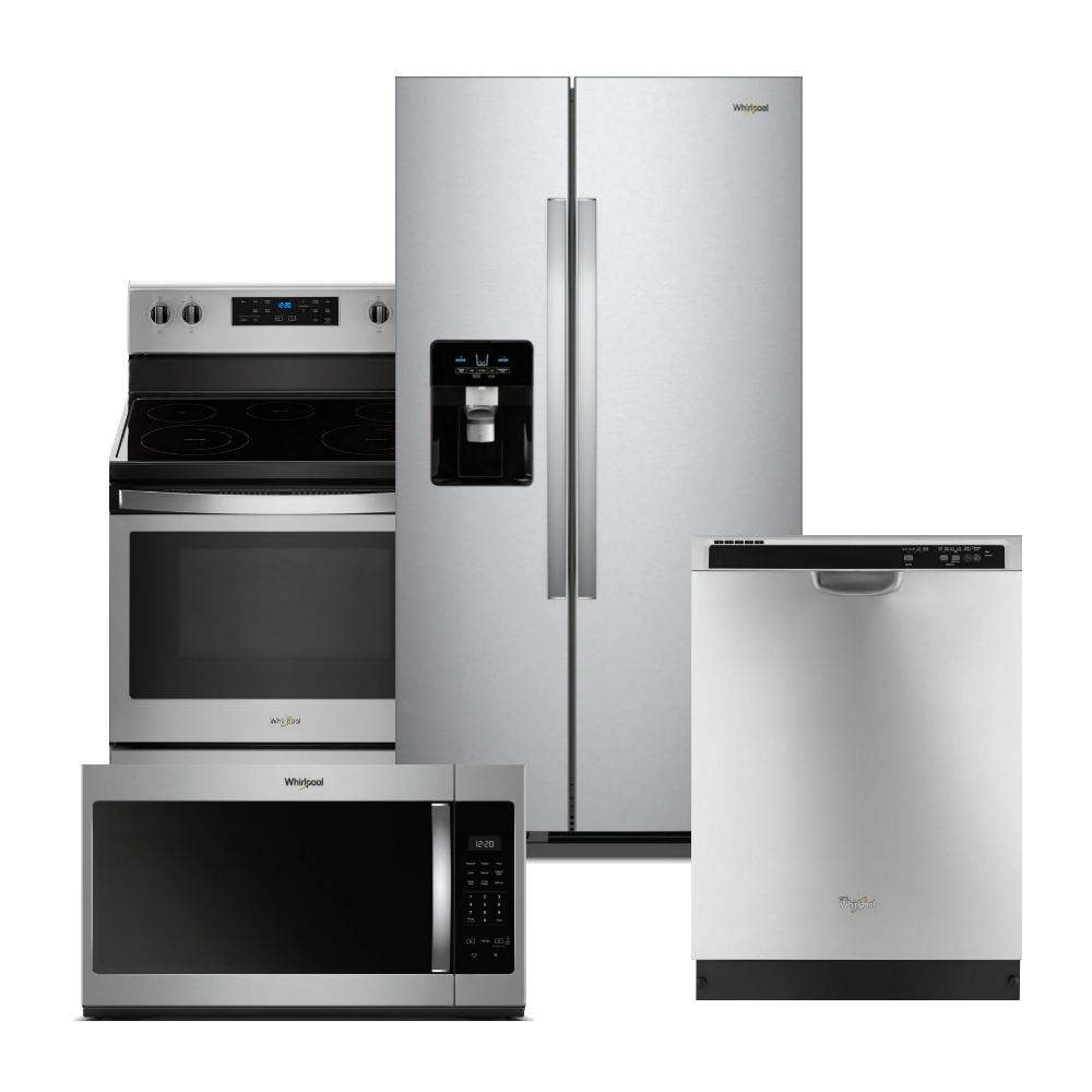 Whirlpool® Stainless Steel Suite Pod 6 2372.00 for
