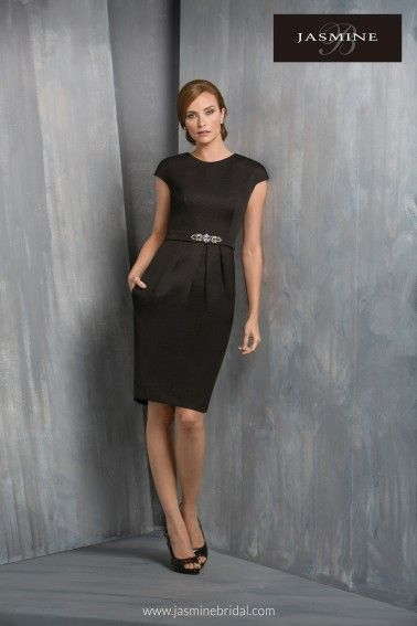 Jasmine Black Label Mothers Dresses Style M170054