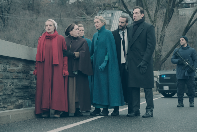 The Symbolism Of The Color Red In The Handmaids Tale The