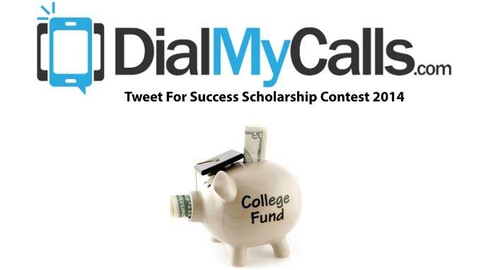 Tweet For Success Scholarship Contest