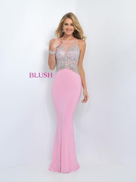 fb662d6097797 Blush+Collection+-+11064 | Glitz and Glamour Prom Gowns | Pinterest ...