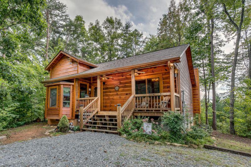 blairsville ga cabin rentals highland falls