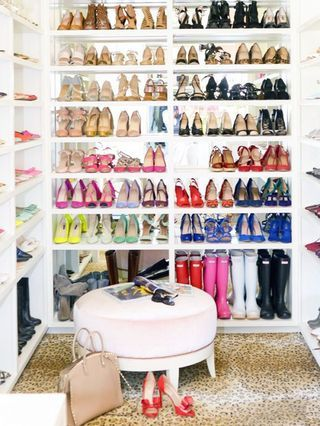 How One Girl Cleaned Out Over 100 Items From Her Closet | WhoWhatWear.com | Bloglovin'
