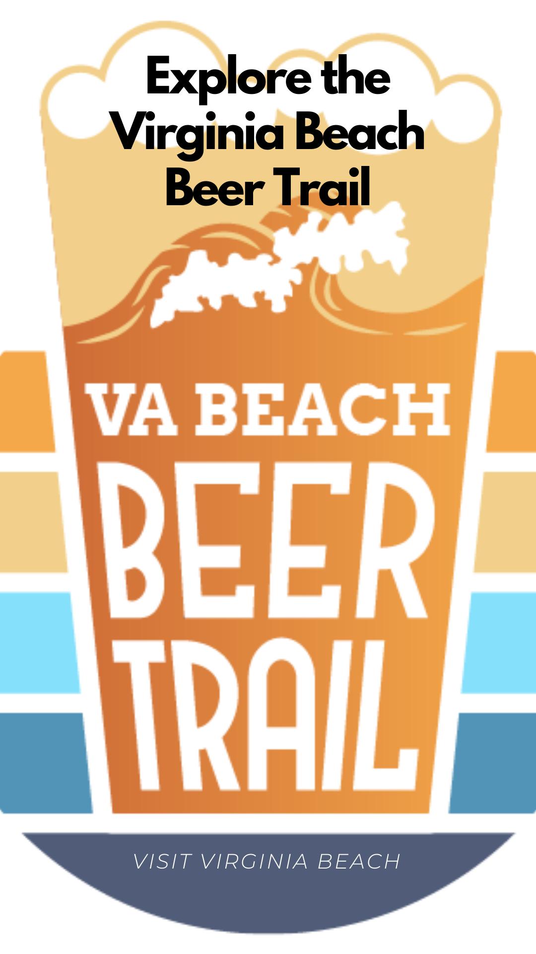 Explore The Virginia Beach Trail In 2020 Virginia Beach Travel Beer Trail Visit Virginia Beach