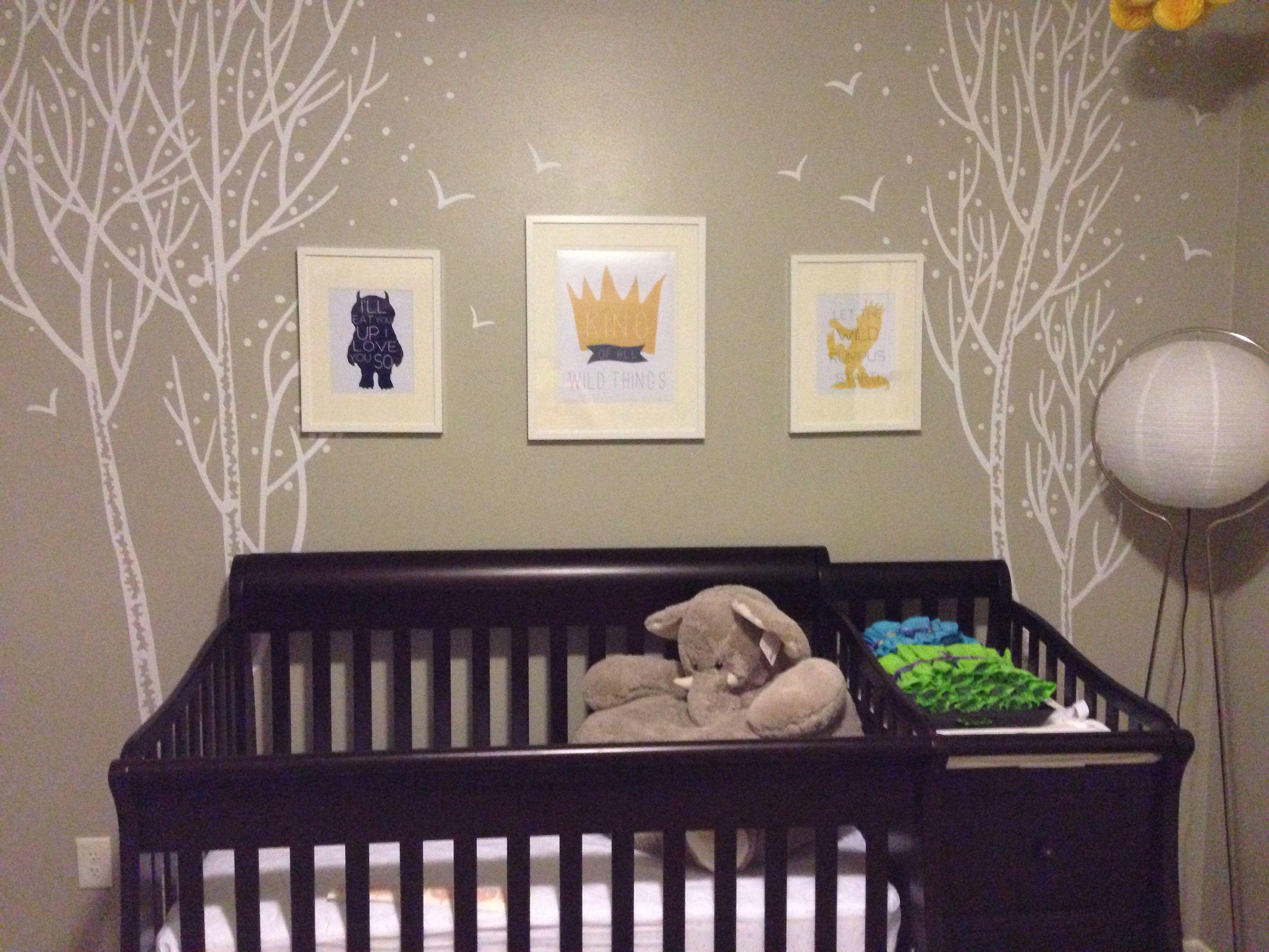 Where The Wild Things Are Nursery