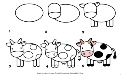 Aprendemos A Dibujar Paso A Paso Animales Y Muchas Cosas Mas Orientacion Anduj Aprender A Dibujar Animales Como Dibujar Animales Faciles Como Dibujar Animales