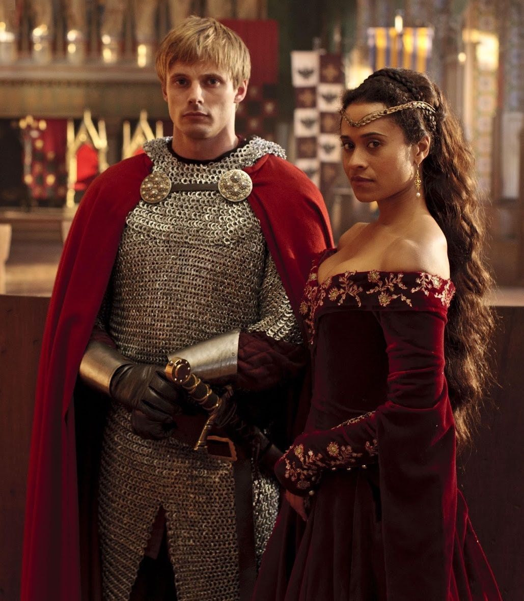 King Arthur & Queen Guinevere