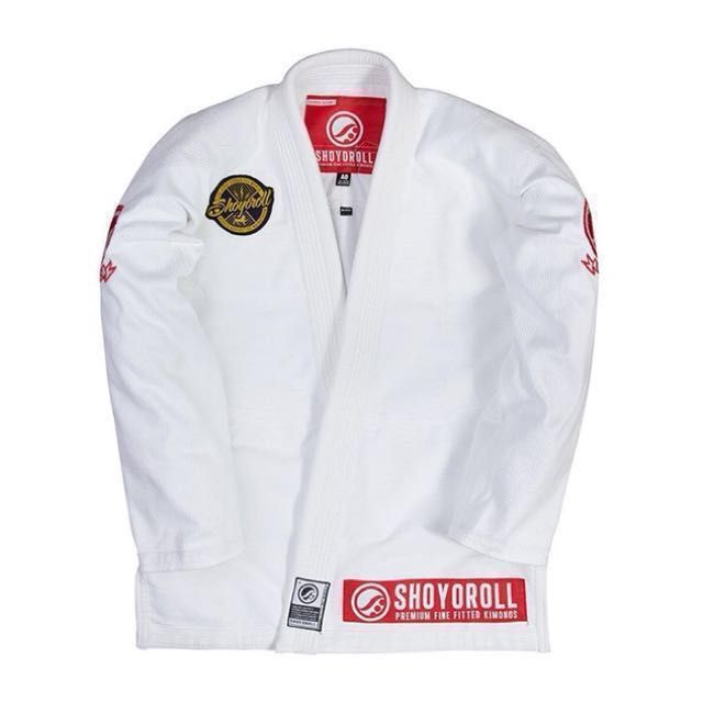 Top Selling Shoyoroll Cut Professional Jiu Jitsu gi Uniform// Custom Made BJJ Gis
