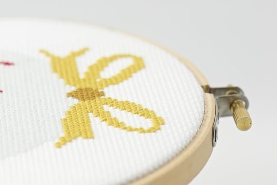 Glauben Dimensionen Gezählt Kreuzstich-kit Believe Stitch Cross Counted