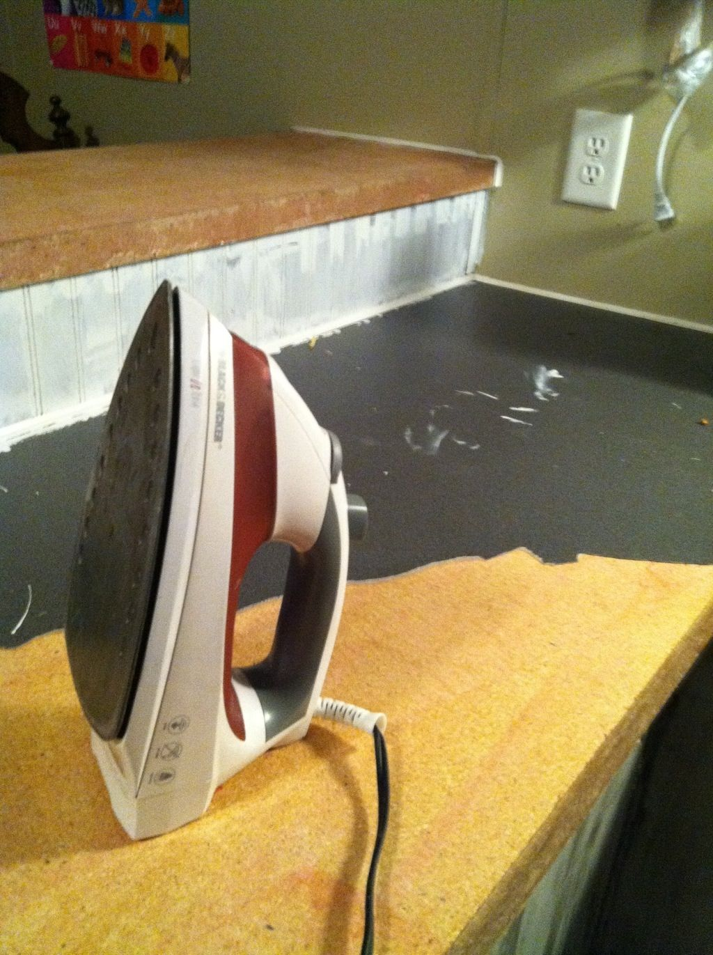 How To Remove Laminate From Counter Tops Without A Chisel The
