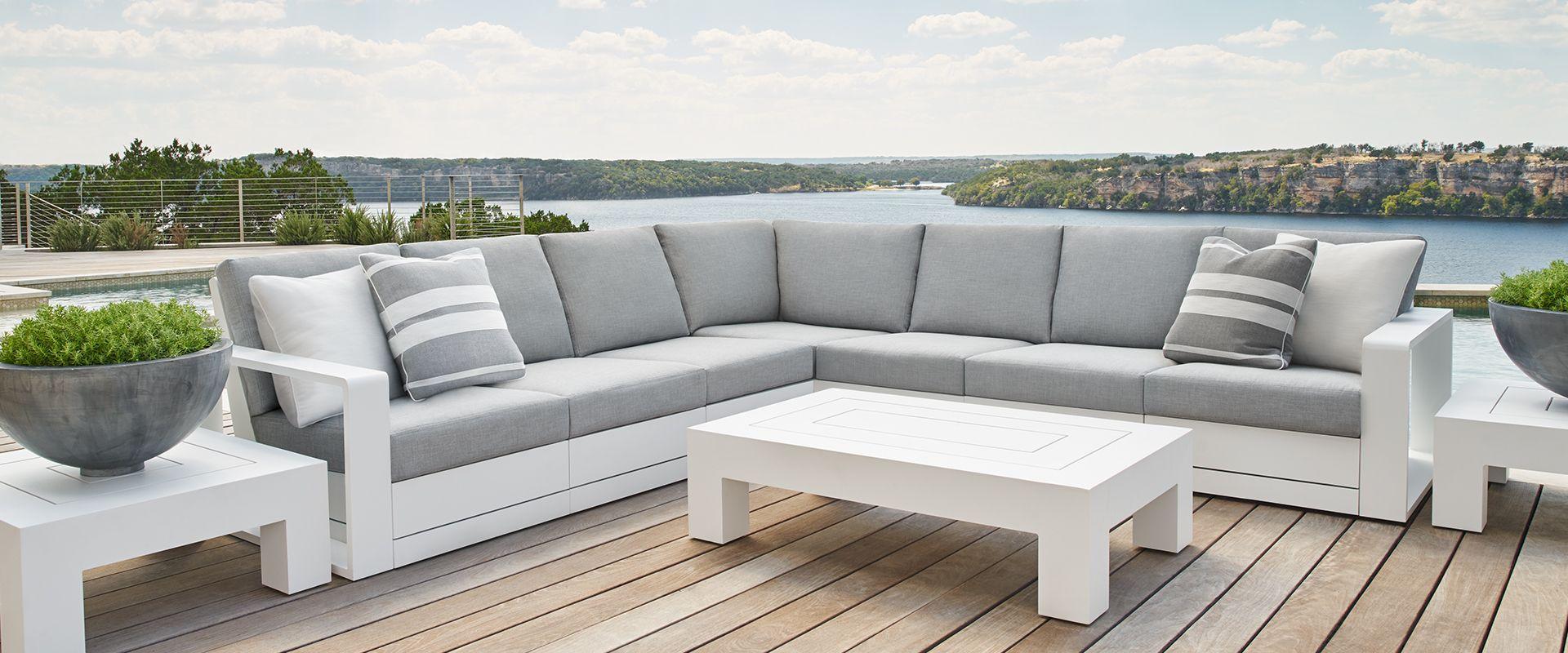 Sutherland Furniture Luxury Outdoor Furniture And Indoor Accessories Luxury Outdoor Furniture Replacement Cushions Outdoor Outdoor Furniture
