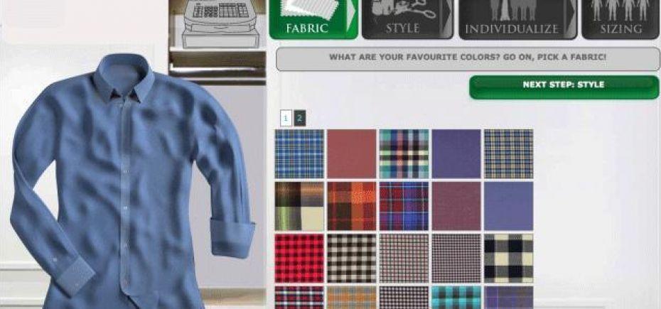 Online Clothing Design