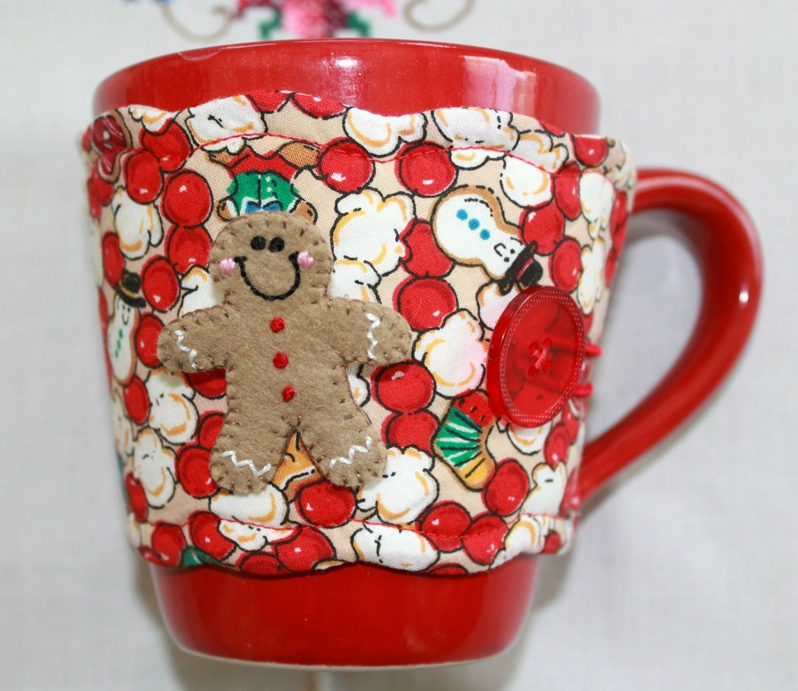 Sew Much 2 Luv: A bit of Christmas Cheer :)