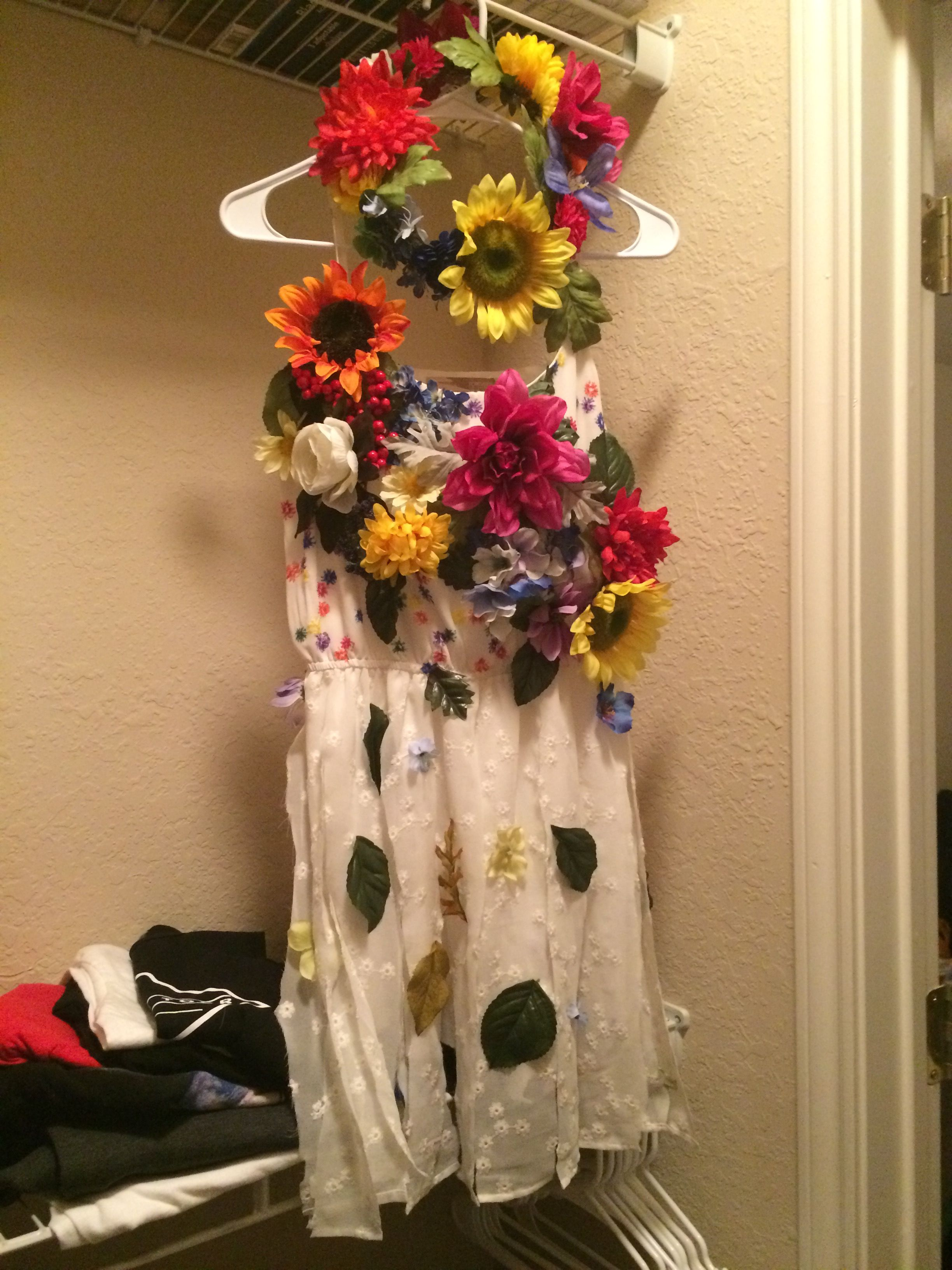 Diy Mother Nature Costume
