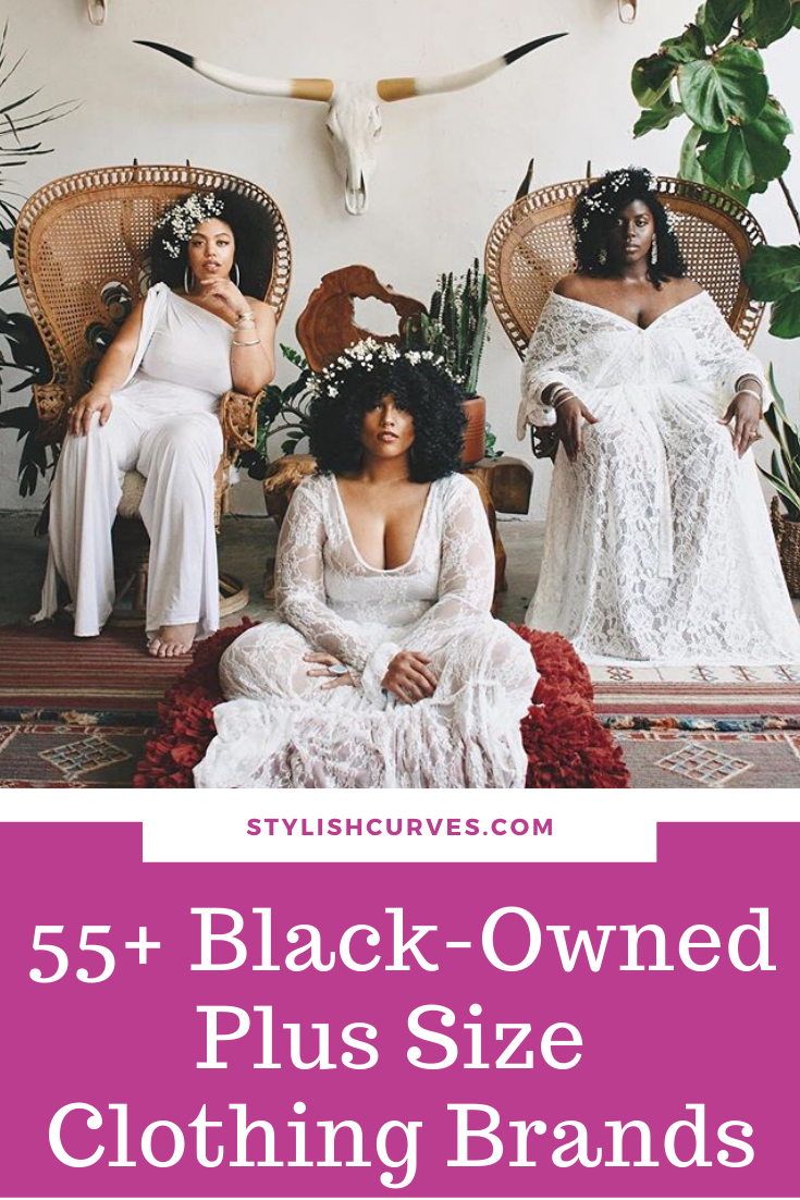Photo of 55+ Black Owned Plus Size Clothing Brands You Can Support Right Now