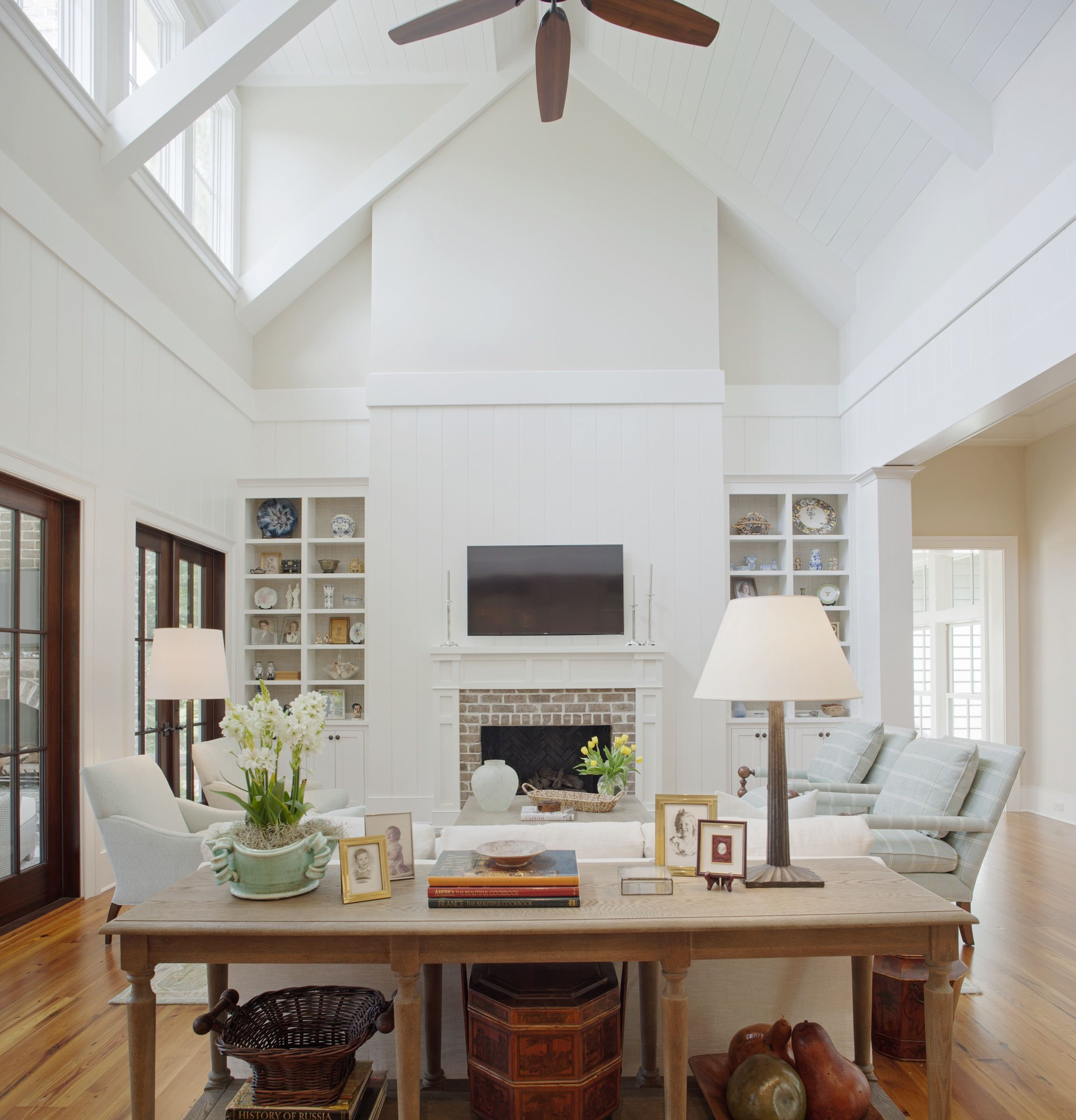Palmetto Bluff Living Room: Pearce Scott Architects | For the Home ...