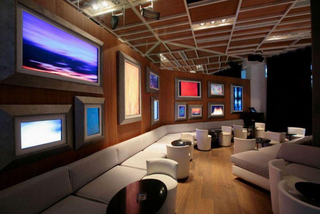 Design Ideas Modern Interior Bar Lounge Nisha Acapulco In Mexico ...