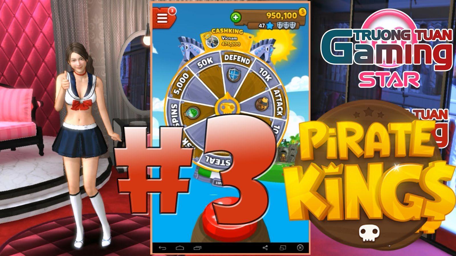 Pirate kings gameplay walkthrough 3
