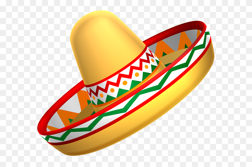 600x497 Sumptuous Sombrero Clipart Sombrero Mexicano Png Clip Art Free Clip Art Mexican Sombrero Hat