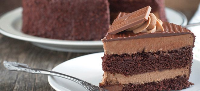 Bolo Mousse De Chocolate Diet Receita Receitas De Bolos Faceis
