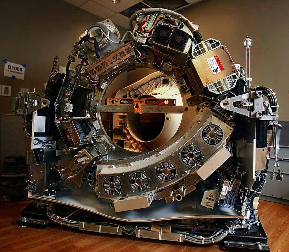 Inside of a CT scanner Scanner, Mri, Ct scan