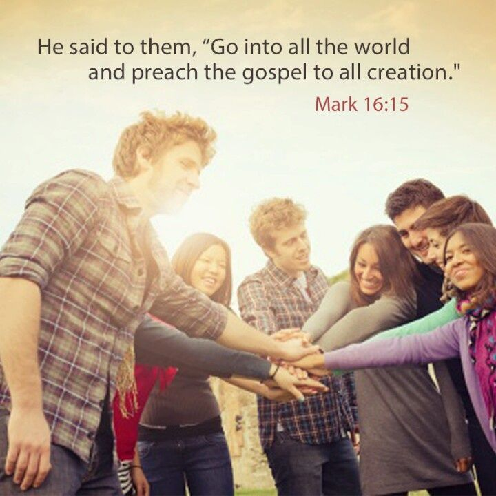 """""""We can be proud of these teens for being willing to stand up and talk about Jesus in often hostile cultural settings, but we must also become better disciplers who are helping our young evangelists experience and discover raw truth about Jesus."""""""