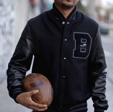 90be3b47d The Brooklyn Circus varsity jacket...My precious. | Mens Design ...